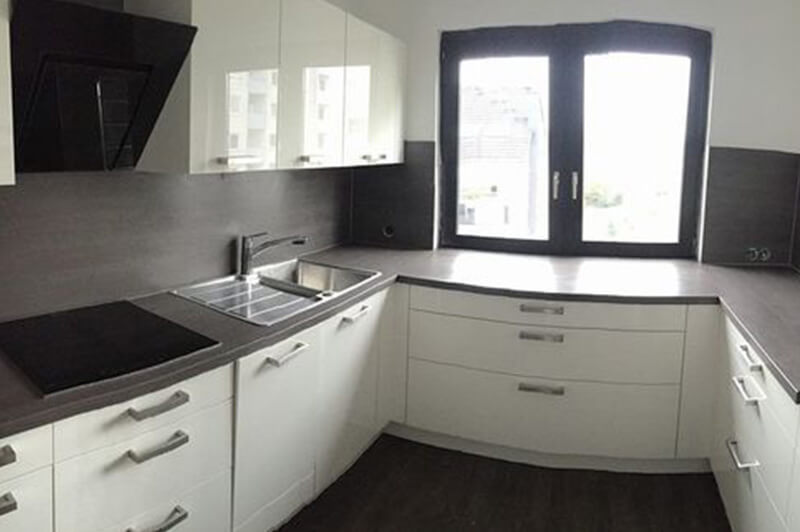 Kleine Einbauküche in Nauheim