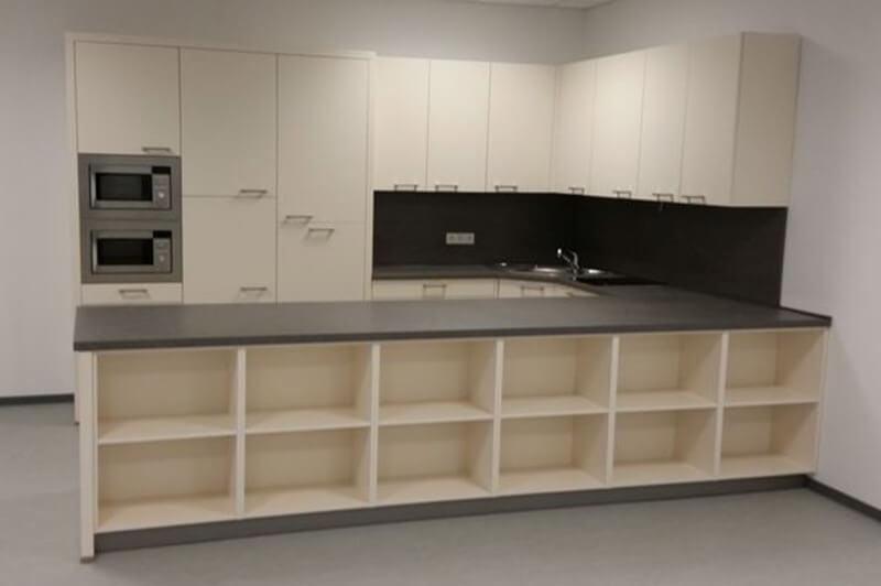 Pausenraum, Küche für Unternehmen